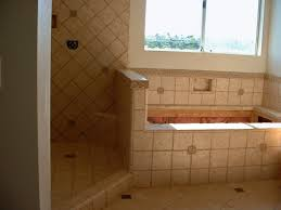 Inexpensive Bathroom Remodel Ideas by Bathroom Fetching Bathroom Design Ideas With Diagonal Cream Tile