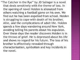 catcher in the rye theme of alienation essay alienation catcher rye homework service qrassignmentkurv