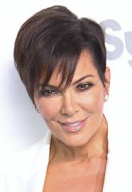 what is kris jenner hair color hairstyles kris jenner short sideswept hairstyle