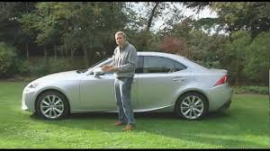 lexus is300h cvt lexus is300h review 2013 youtube
