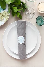 how to set a table with silverware table setting tips 3 basic napkin folds party inspiration