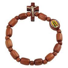 catholic bracelet wooden bracelets catholic religious bracelets collections