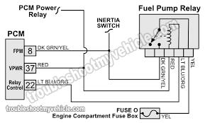 part 1 1993 fuel pump circuit tests ford 4 9l 5 0l 5 8l
