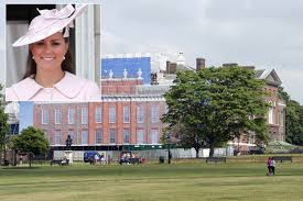 Kensington Pala 1m Renovation To Make Kensington Palace Fit For Arrival Of William