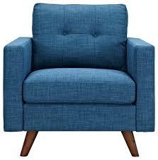 Blue Accent Arm Chair Blue Accent Arm Chair U2013 Peerpower Co