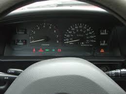 lexus lx 470 warning lights battery and brake warning lights yotatech forums