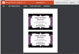 party invitation powerpoint template holiday template 12 free psd