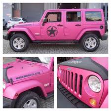 pink jeep lifted pink jeep wrangler on instagram