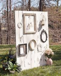 wedding backdrop doors marvellous rustic wedding backdrops diy rustic wedding backdrop