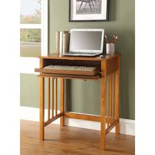 Small Pine Desk Convenience Concepts Designs2go Mission Desk Colors