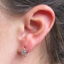 tiny hoop earrings how to put in tiny hoop earrings l mystic moon