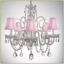 Chandelier Pink Pink Chandelier Table L Pink Chandelier The