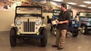 kaiser willys jeep willys jeep cj 3b identification kaiser willys omix ada tour