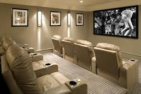 eight solutions for media room seating entertaining design