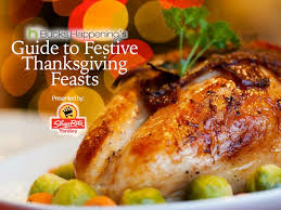 your guide to a festive thanksgiving feast presented by shoprite