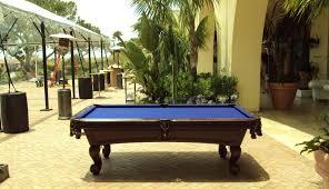 purple felt pool table balboa mahogany pool table