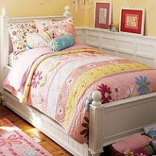 Pottery Barn Kids Quilts Pottery Barn Kids Brooke And Daisy Garden Quilted Bedding