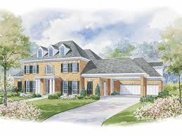 georgian colonial house plans georgian house plan with 4208 square and 4 bedrooms from