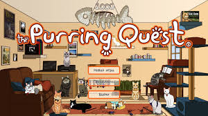 the purring quest windows game indie db
