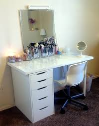 Ikea Vanity Table With Mirror And Bench Gorgeous Ikea Vanity Table With Mirror And Bench With Best 25 Ikea
