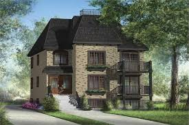 multi level homes multi level multi unit house plans home design pi 40343 17902