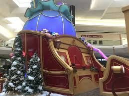 santa has arrived at fair oaks mall adventures by