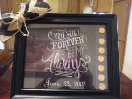 seventh anniversary gifts best 25 7th wedding anniversary ideas on 7th