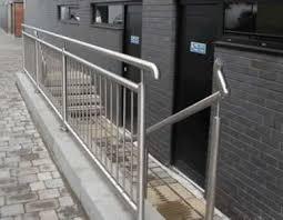 Stainless Steel Handrails Brisbane Stainless Steel Guardrail Handrail Tn High Auditorium