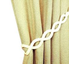 Curtain Rope Tie Backs Rope Curtain Tie Backs Restoration Hardware Recyclenebraska Org