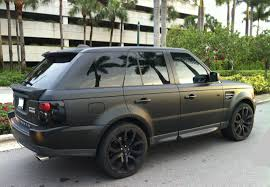 matte black range rover cars pinterest black range rovers