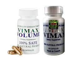vimax male enhancement and vimax volume sperm enhancer combo
