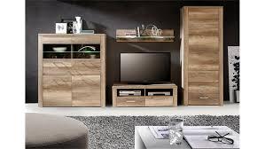 wohnzimmer fernsehwand wohnzimmer eiche modern haus design ideen