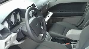 2007 Dodge Caliber Interior Dodge Caliber Sxt 2007 Youtube