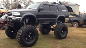 toyota lifted toyota 4 runner lifted on show youtube