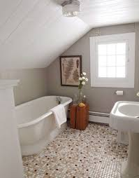 ceramic tile floor ideas for small bathrooms bathroom walk captivating mosaic tile floor and oval freestanding bathtub feat round ceiling light plus chic small bathroom remodel also square window idea