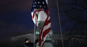 Why Are The Flags Half Mast Today Supreme Court Justice Antonin Scalia Dead At 79 Politico