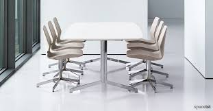 Large White Meeting Table Office Furniture Meeting Furniture Reception Desks