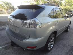 lexus vin decoder options 2007 lexus rx 400h