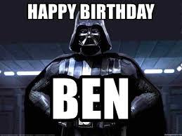 Star Wars Birthday Memes - star wars birthday memes 4birthday info