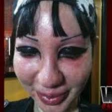 tattoo eyeliner gone wrong best eyeliner for beauty 2017