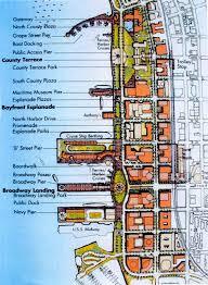 Navy Pier Map Memorial Proposal