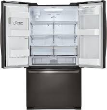 french door refrigerator prices lg lfx25973d 36 inch french door refrigerator with slim spaceplus