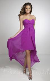 christina wu 22531 high low bridesmaid dress french novelty