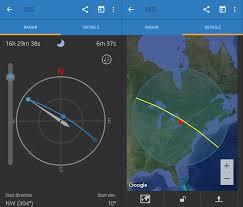 Night Sky Map Tonight News Solar Storm Sparks Monday Night Auroras Across Canada The