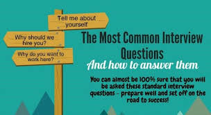 tell about yourself job interview job interview questions and answers