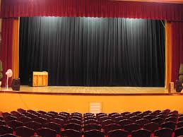 Curtains On A Stage All The World U0027s A Stage By Della Stock On Deviantart