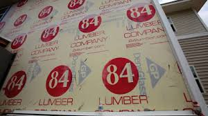 Lumbar 84 84 Lumber Fred Mills Construction Youtube