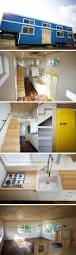 best ideas about tiny house family pinterest inside bright big blue tiny house from nomad homes