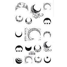 ideas about half moon tattoo on pinterest small moon tattoos