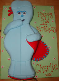 iggle piggle cake night garden party ideas